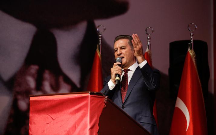 Mustafa Sarıgül partisinin adını açıklayıp yeni logosunu tanıttı