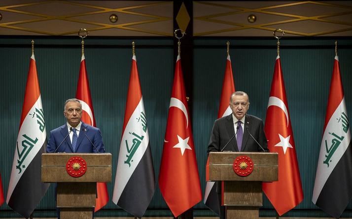 Cumhurbaşkanı Erdoğan: Ne Irak, ne de Suriye'nin geleceğinde teröre yer yok