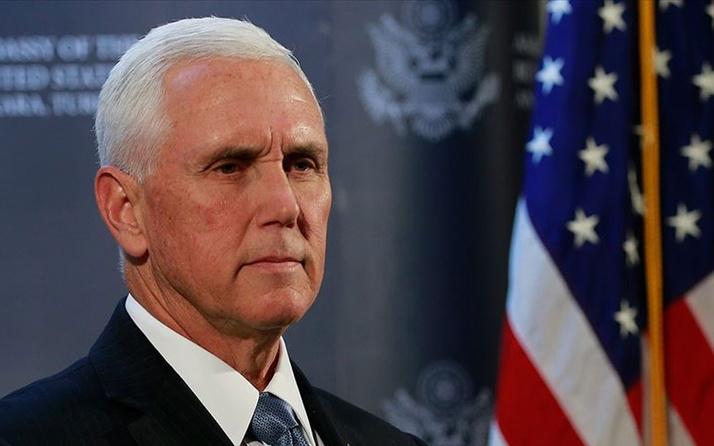 ABD Başkan Yardımcısı Mike Pence cuma günü Kovid-19 aşısı olacak