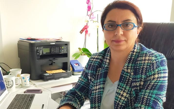 Edirne'de avukatlar şokta: Eşimi tanıyamıyorum, içinden canavar çıktı