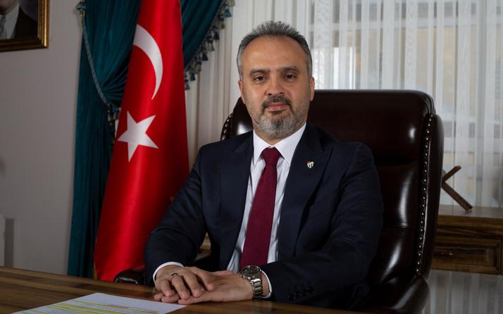 Esnafa can suyu Bursa Büyükşehir Belediyesinden