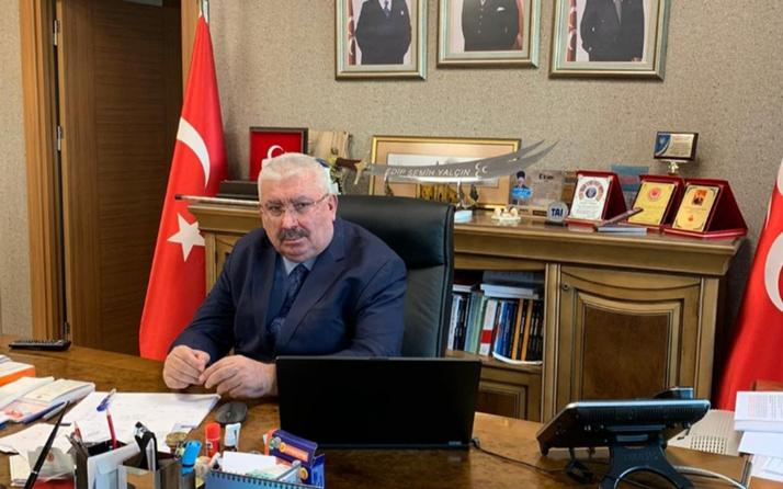 MHP'li Semih Yalçın: CHP İl Başkanı Canan Kaftancıoğlu darbe ve kalkışma iması yaptı