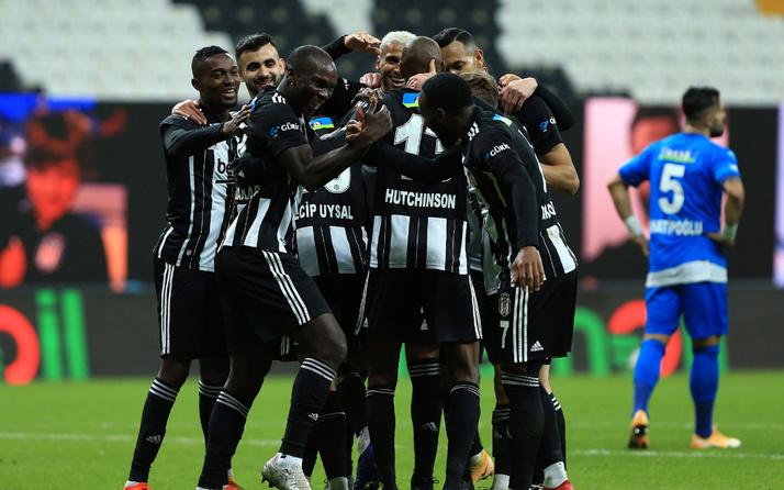 Beşiktaş, MKE Ankaragücü deplasmanında