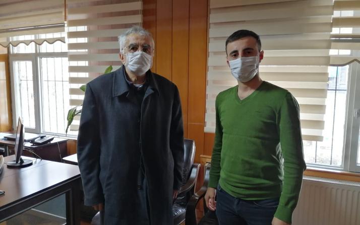 Tokat'ta yaşlı adam hayatının hatasını yapacaktı! Komşusunun dikkati önledi
