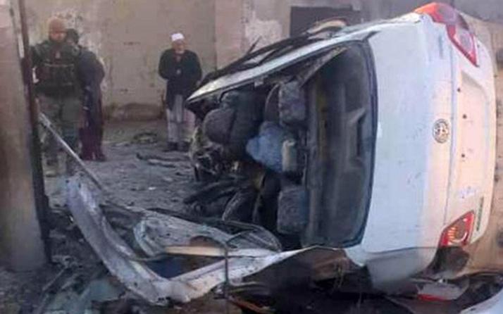 Afganistan'da sağlık çalışanlarına bombalı saldırı: Ölüler var