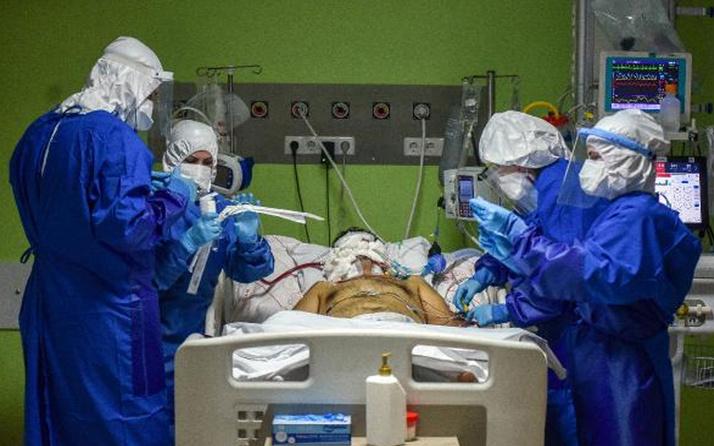 Kovid-19 ile mücadelede tedbirler sonuç getirdi! Ağır hasta ve aktif vaka sayısı düşüyor