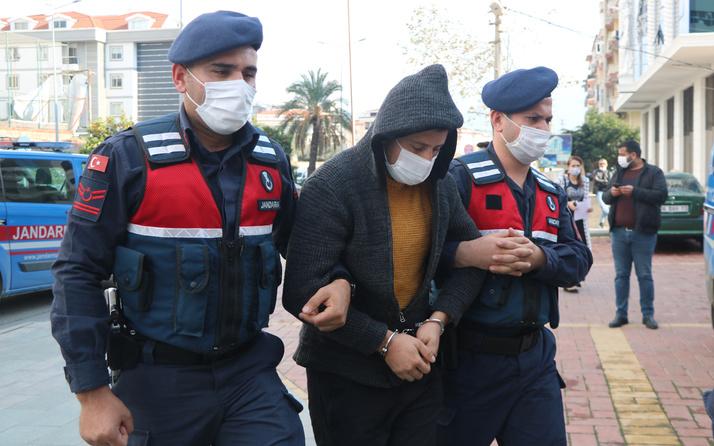 Antalya'da boğazını kesmekle tehdit edip taciz etti! Bakın nerede yakalandı