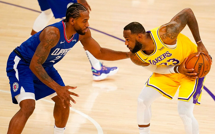 Son şampiyon Los Angeles Lakers'tan kötü başlangıç