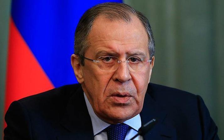 Rusya Dışişleri Bakanı Lavrov Türkiye ile askeri işbirliğini görüşecek