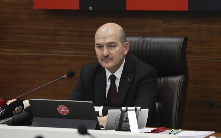 Süleyman Soylu'dan AİHM'in Selahattin Demirtaş kararına tepki! Demirtaş teröristtir