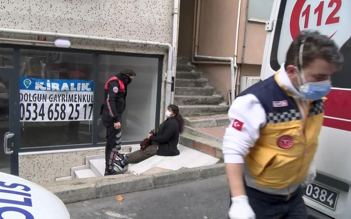 Üsküdar'da dehşet; Karısını ve baldızını bıçaklayıp kaçtı