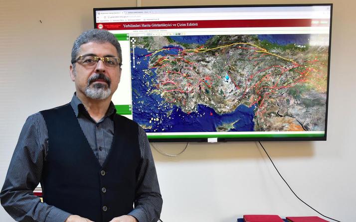 Prof. Dr. Hasan Sözbilir: Türkiye ölçeğinde 20 yerde deprem üretme olasılığı olan fay var