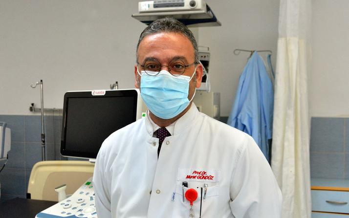 Prof. Dr. Hasan Murat Gündüz'dan koronavirüs hastalarına kritik uyarı