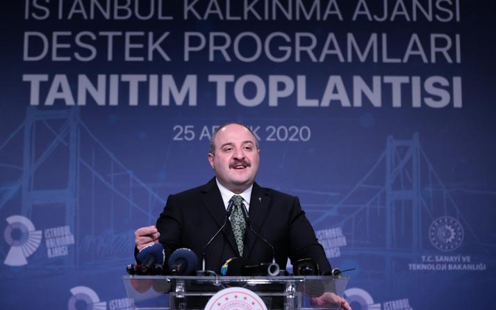 Mustafa Varank: 458 milyon TL kaynağı İstanbul'umuza tahsis ediyoruz