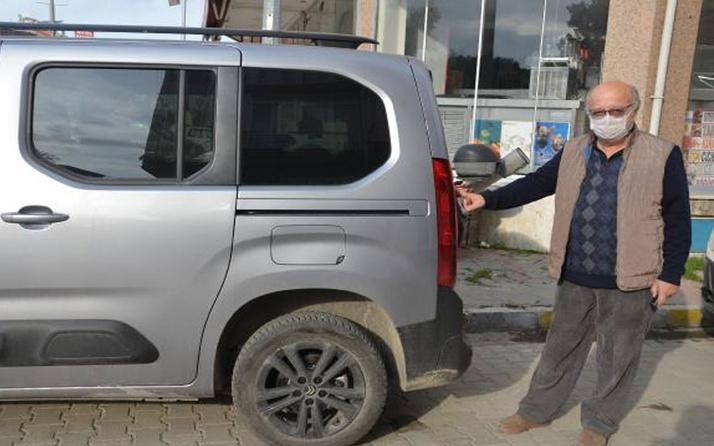 Çanakkale'de yaşandı! Sıfır aldığı aracın boyalı çıktığını iddia edip firmaya talepte bulundu
