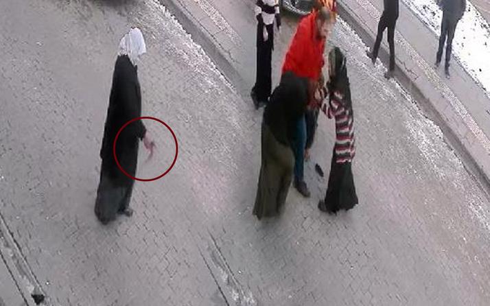 Muş'ta 3 kadın tarafından feci şekilde dövüldü! Saçlarını kopardılar