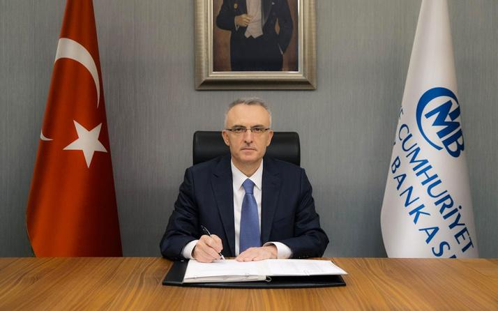 Erdoğan'ın başdanışmanı Ertem Merkez Bankası'nın faiz politikasına hedef aldı sonra sildi