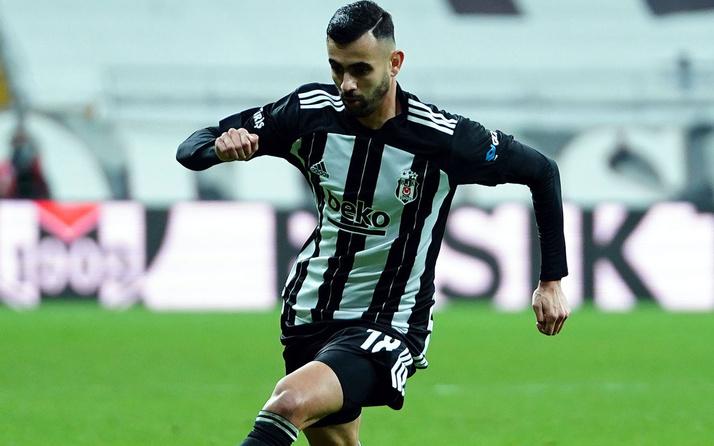 Rachid Ghezzal'dan Beşiktaş'a kötü haber