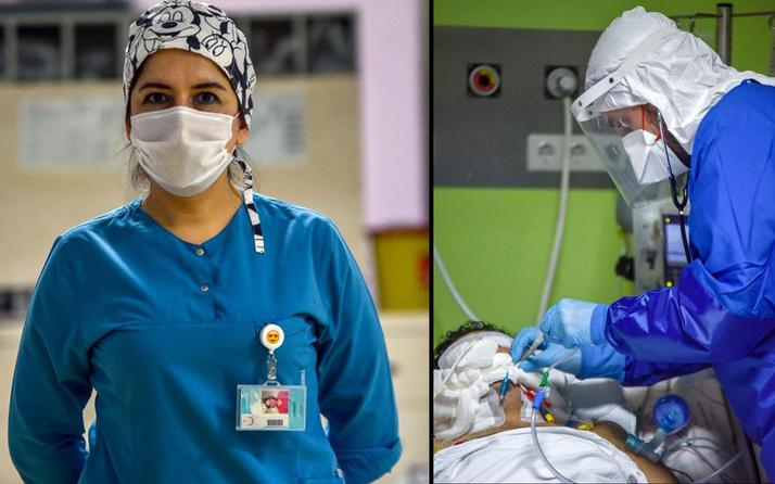 Antalya'da hastanın son isteğini yerine getirdi! Koronaya yakalandı