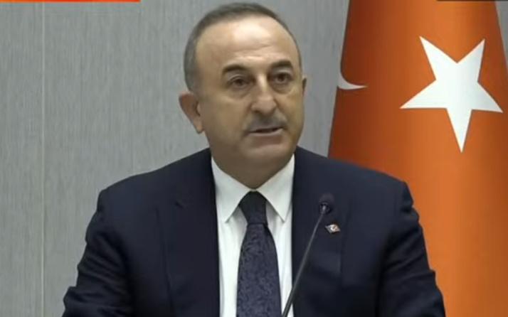 Dışişleri Bakanı Mevlüt Çavuşoğlu'ndan ABD'ye yaptırım tepkisi: Egemenlik haklarımıza saldırıdır