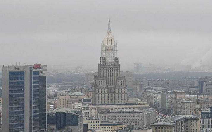 Rusya'dan AB'nin yaptırımına karşı Alman güvenlik yetkililerine ülkeye giriş yasağı