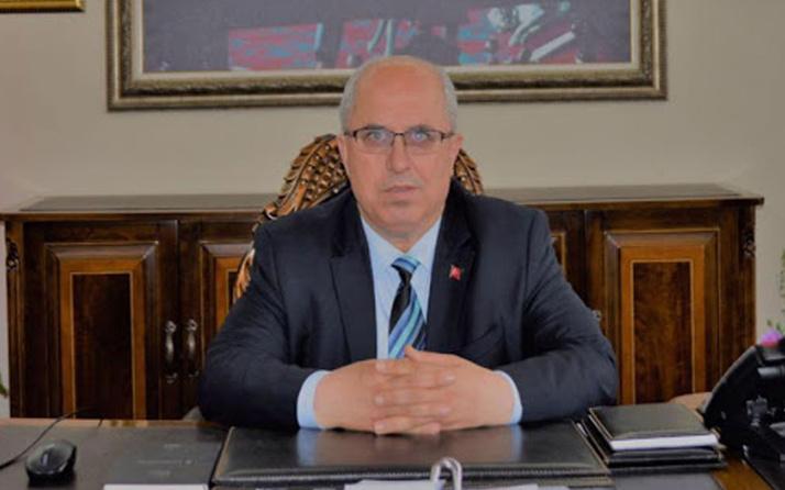 Hatay'ın Yayladağı Belediye Başkanı Mustafa Sayın Kovid-19'a yakalandı