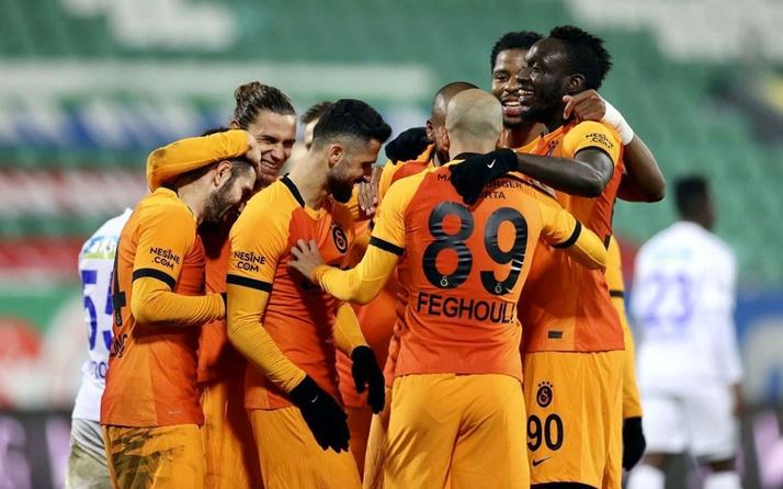 Yaralı Galatasaray'ın konuğu Yukatel Denizlispor