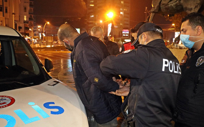 Antalya'da ortalığı karıştıran iddia! 'Apo'nun askeriyim' diye bağıran 2 kişi gözaltında