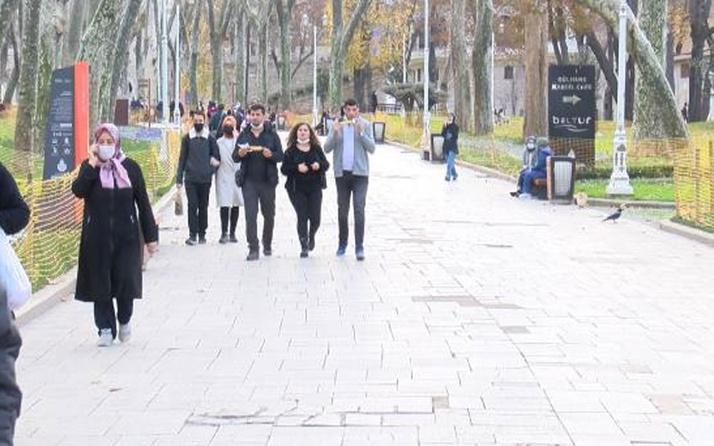 İstanbul'da yalancı bahar! Prof. Dr. Hüseyin Toros: 2021'de de sıcaklık artışının sinyalleri var