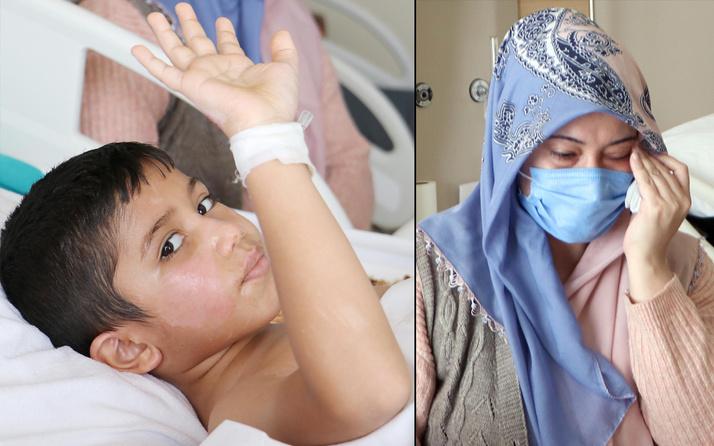 Ağrı'da yangında ailesini kaybetti sözleri yürek dağladı: Anne ne olur yakma