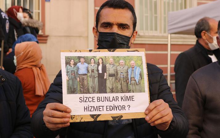 Evlat nöbetindeki ailelerden CHP'ye tepki: Sizde hiç mi vicdan yok Kılıçdaroğlu!