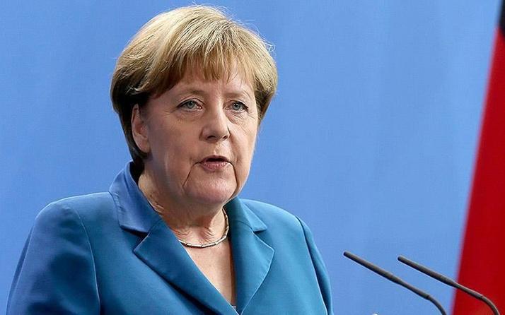 Almanya Başbakanı Merkel'den Türkiye açıklaması! Hızla hayata geçirmeliyiz