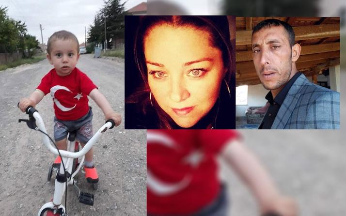 Kayseri'de minik Alperen'i döverek öldüren cani: Merdivenden düşmüştü