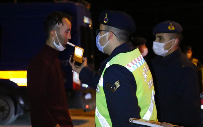 Alkollü yakalanınca 'Babam koronavirüsten öldü' dedi