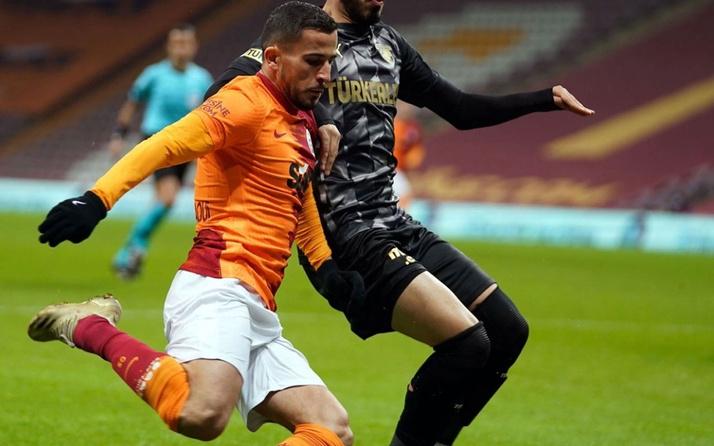 Galatasaraylı Omar Elabdellaoui'nin doktorları ünlü futbolcunun son durumunu açıkladı