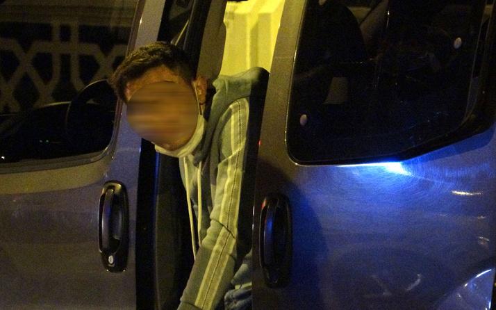 2020'nin son dakikalarında 16 yaşındaki sürücüye 10 bin lira ceza kesildi
