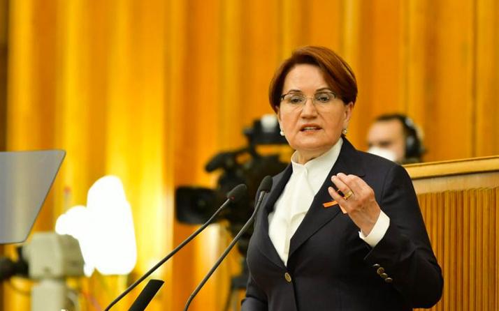 AK Partili Öznur Çalık'tan Meral Akşener'e zor sorular! Neden sesiniz çıkmadı