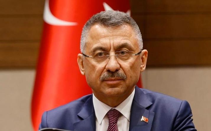 Cumhurbaşkanı Yardımcısı Oktay'dan CHP'ye tepki