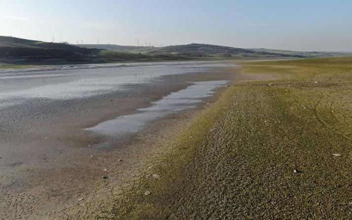 Edirne'de son yağışlarla birlikte barajlara 30 milyon metreküp su toplandı