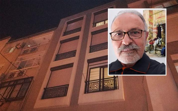 İzmir Konak'ta emekli binbaşı evinde ölü bulundu