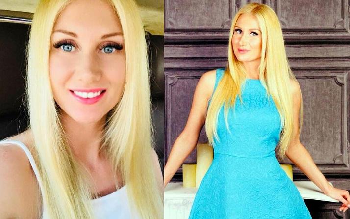 Ukraynalı Kristina son mesajını sevgilisine yollamış