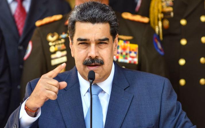 Venezuela Başkanı Maduro'dan Trump sonrası Biden'a mesaj