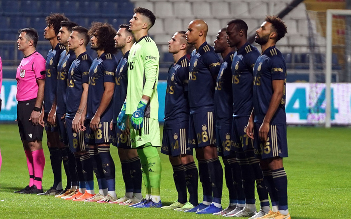 Fenerbahçe'de Enner Valencia varsa sorun yok