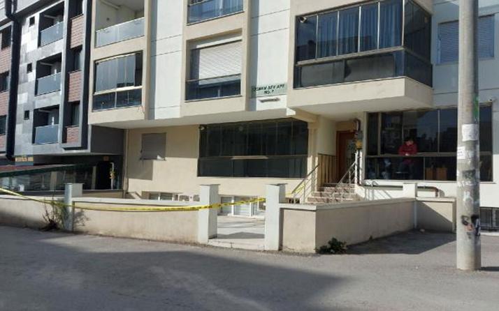 Buca'daki feci olay! İki çocuk annesi kadın meğer intihar etmiş!