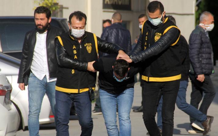 Adana'da kalaşnikofla yakalandı savunması pes dedirtti