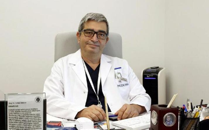 """Prof. Dr. Serhan Sakarya: """"Covid 19, aşılamayla birlikte çiçek hastalığı gibi yok olacak"""""""