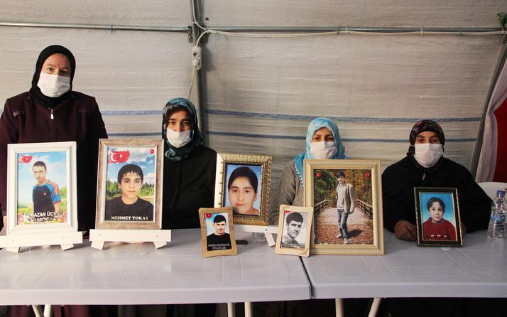 Diyarbakır'da evlat nöbetindeki anne HDP gerçeğini anlattı