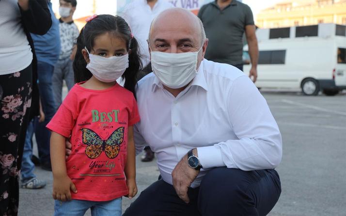 Kocaeli'nin Darıca Belediye Başkanı Muzaffer Bıyık Kovid-19'a yakalandı