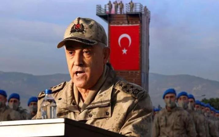 Jandarma Genel Komutanı Orgeneral Arif Çetin: Bu kış PKK'nın son kışı olacak