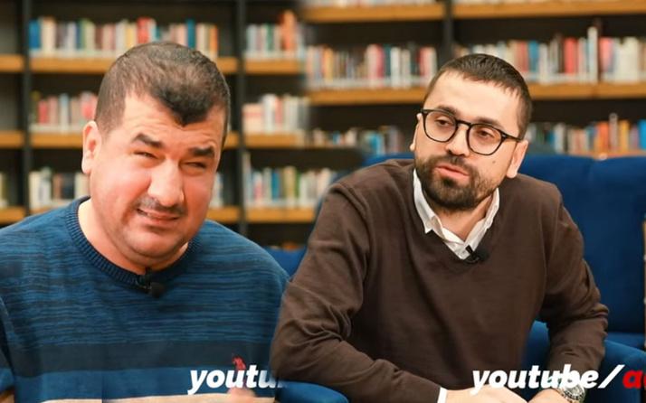 Bilal Göregen Adem Metan'ın Youtube kanalına konuk oldu